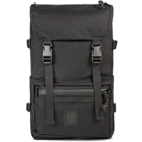 Topo Designs Rover Tech Pack, black/black